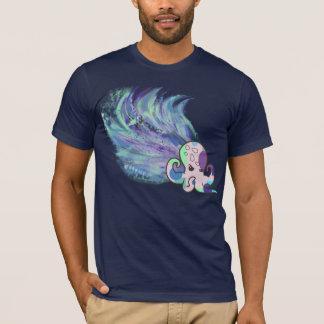Raues und starkes T-Shirt