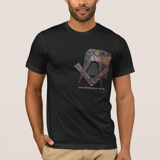 Rauher Stein T-Shirt
