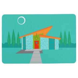 Raum-Alters-Cartoon-Haus-Boden-Matte Bodenmatte