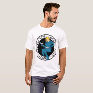 Raum-Baby-Anerkennungs-Gesellschaft T-Shirt
