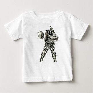 Raum-Baseball Baby T-shirt
