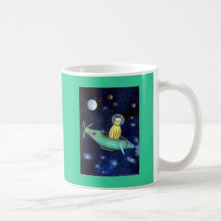 Raum-Bob Kaffeetasse