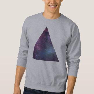 Raum-Dreieck (Sweatshirt) Sweatshirt