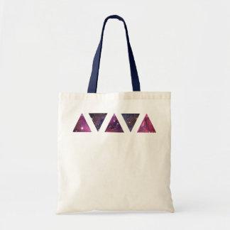 Raum-Dreiecke (MiniTasche) Taschen