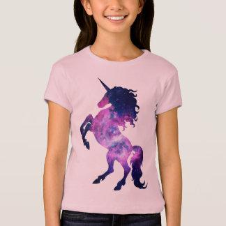 Raum-Einhorn T-Shirt