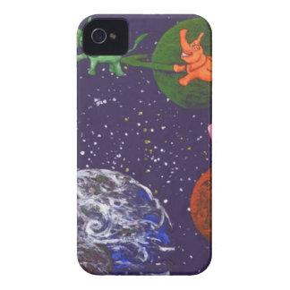 Raum-Elefanten iPhone 4 Case-Mate Hülle