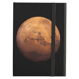 Raum farbenreich von den Planeten-Mars