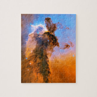 Raum-Foto der Adler-Nebelfleck-Sternhelm NASAs Puzzle