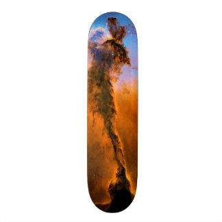 Raum-Foto der Adler-Nebelfleck-Sternhelm NASAs Skateboarddeck