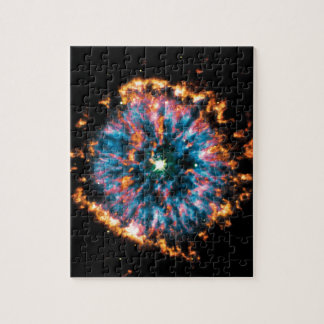 Raum-Foto des planetarischen Nebelfleck-NGC 6751 Puzzle