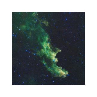 Raum-Galaxie-Leinwand-Druck Leinwanddruck