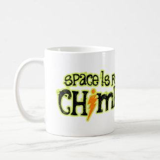 Raum ist für Schimpansen! Kaffeetasse