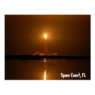 Raum-Küste, FL Postkarte
