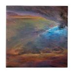 Raum-Nebelfleck Fliesen