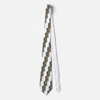 Raum-Oper Bedruckte Krawatten