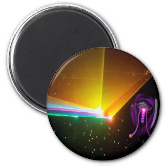 Raum probe_ runder magnet 5,1 cm