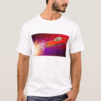 Raum-Rennläufer T-Shirt