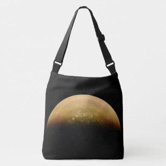Raum sackt Sunlit Jupiter ein Tragetaschen Mit Langen Trägern