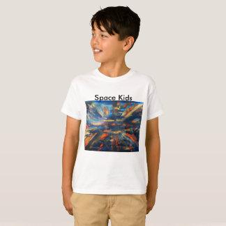 Raum scherzt T - Shirt