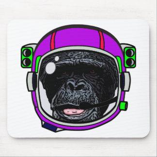 Raum-Schimpanse Mauspad