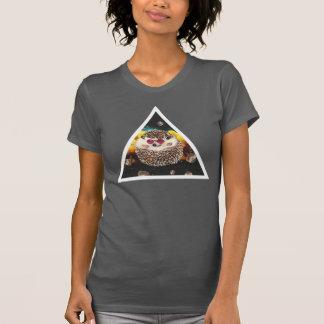 RAUM-SCHWEIN-DREIECK RACERBACK T-Shirt