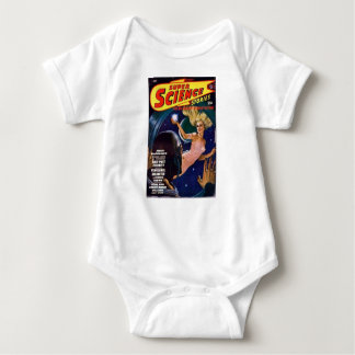 Raum-Sirene Baby Strampler
