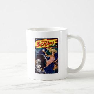 Raum-Sirene Kaffeetasse