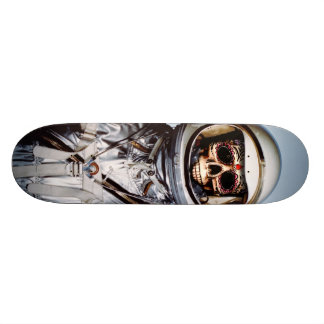 Raum-Skate 18,1 Cm Old School Skateboard Deck