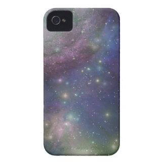 Raum, Sterne, Galaxien und Nebelflecke iPhone 4 Hülle