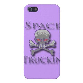 Raum Truckin prpl iPhone 5 Case