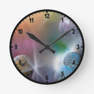 Raum Uhren