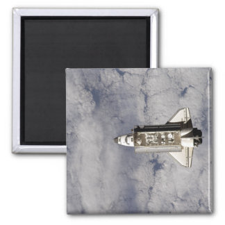 Raumfähre-Bemühung 6 Quadratischer Magnet