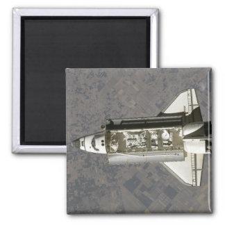 Raumfähre-Bemühung 7 Quadratischer Magnet