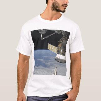 Raumfähre-Bemühung, ein Soyuz Raumfahrzeug T-Shirt
