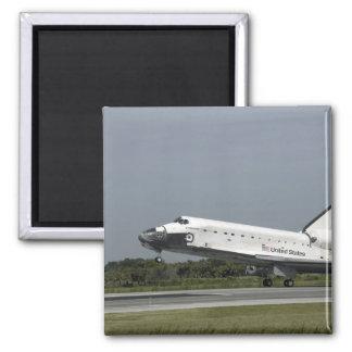 Raumfähre-Bemühung setzt auf Quadratischer Magnet