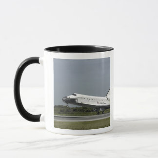 Raumfähre-Bemühung setzt auf Tasse
