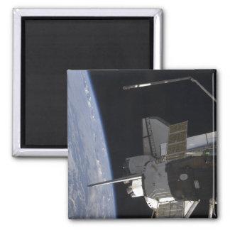 Raumfähre-Entdeckung 10 Quadratischer Magnet