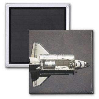 Raumfähre-Entdeckung 2 Quadratischer Magnet