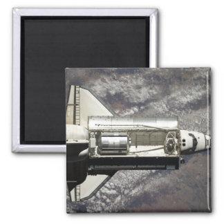 Raumfähre-Entdeckung 3 Quadratischer Magnet