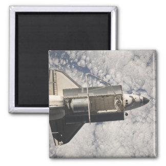 Raumfähre-Entdeckung 7 Quadratischer Magnet