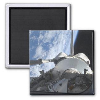 Raumfähre-Entdeckung 9 Quadratischer Magnet