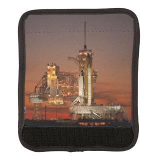 Raumfähreprodukteinführung der NASAs Atlantis Gepäckgriff Marker