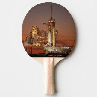 Raumfähreprodukteinführung der NASAs Atlantis Tischtennis Schläger