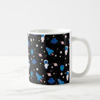 Raumfahrer Kaffeetasse
