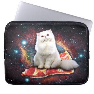Raumkatzenpizza Laptopschutzhülle