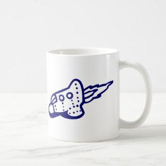 Raumschiff Kaffeetasse