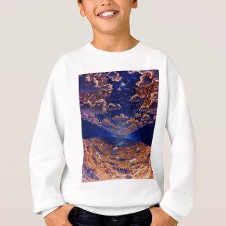 Raumstation der Zukunft Sweatshirt
