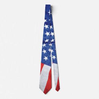 Raumstations-Flagge-Umlaufbahn der Erde Krawatte
