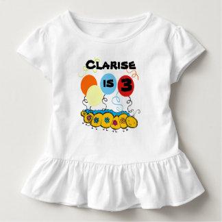 Raupen-kundengerechter Geburtstags-T - Shirt