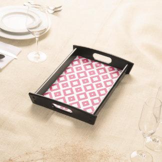 Raute Pink Tablett